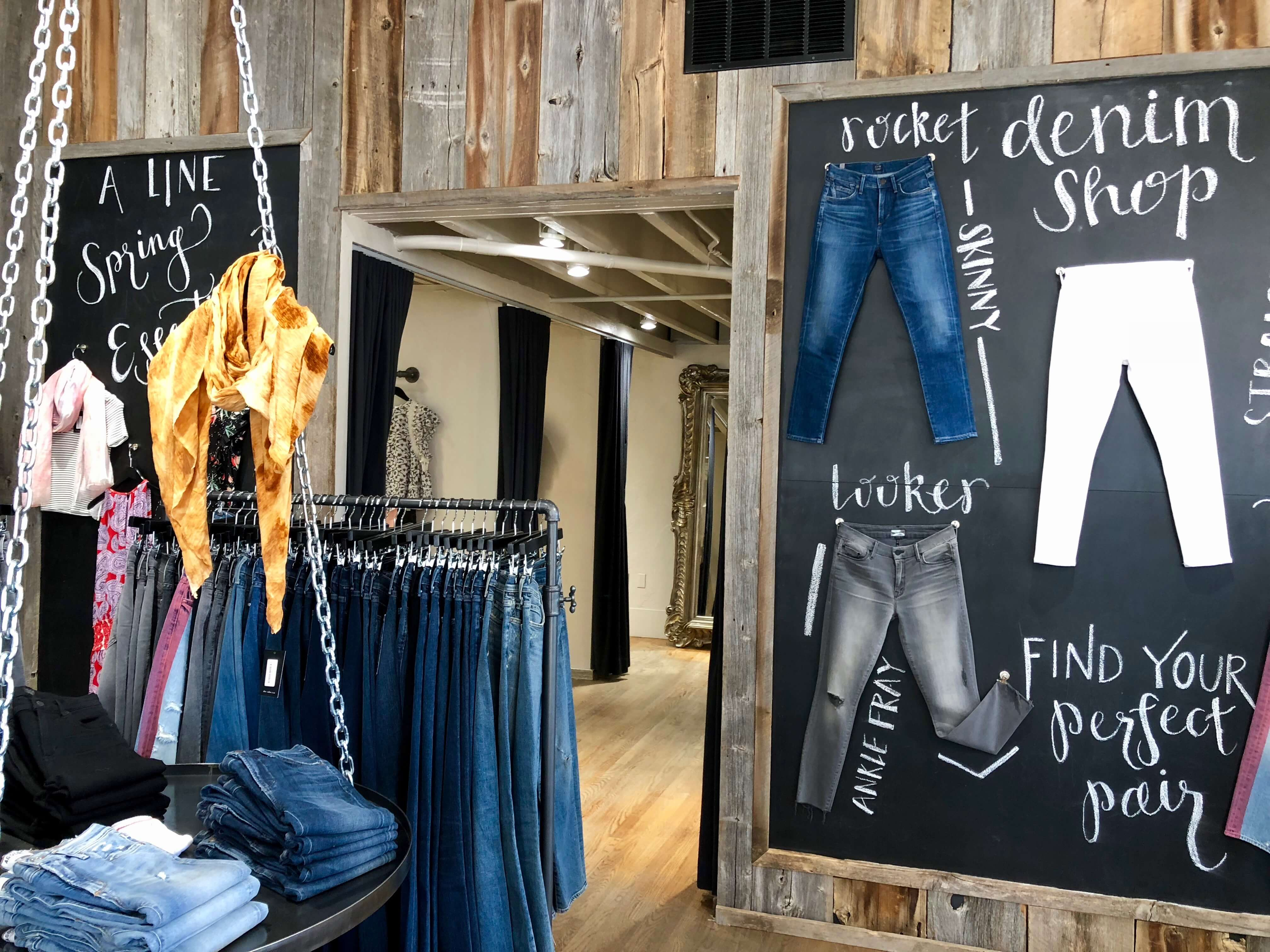 Where to Buy Women's Jeans in Denver: 10 Local Shops You're